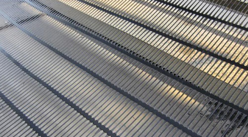 Engineering PP Uniaxial Geogrid