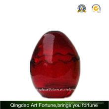 Яйцо форма Стеклянная банкадля Пасхи день домашний декор