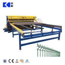 Chaîne de production de machines de soudure de panneau de barrière