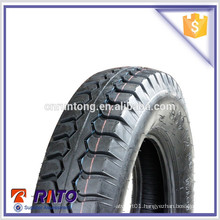 Hot selling airless motorcycle tyre 5.00-12 in China