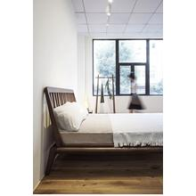 "FAS Wood ""HIGH BACK"" BED Muebles de madera"