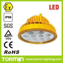 Atex и CE Одобренное RoHS, Класс защиты IP66 взрывозащищенный светодиодный прожектор для бензоколонки Взрывозащищенное СИД свет потока