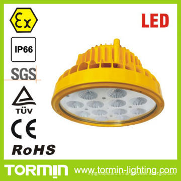 ATE CE RoHS a approuvé la lampe anti-déflagrante d'inondation de LED IP66 pour la lumière d'inondation de la lampe anti-déflagrante LED