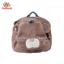 Hot selling new arrival cute kids bear teddy backpack