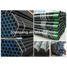 Бесшовная стальная труба, используемая для нефтепровода, бесшовная труба из углеродистой стали.