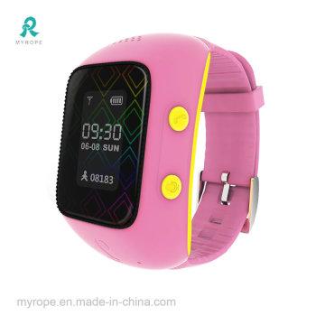 Мини-трекер GPS для детей / Watch Tracker R12