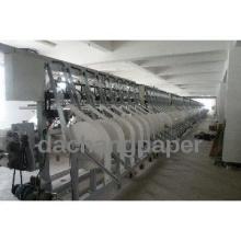 DCW-4800-40 Full-auto high speed Wet Tissue Paper Machine