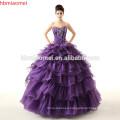 Customized Mermaid Lace Layer Skirt Robe De Bride Wedding Gown Wedding dress