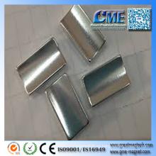Material magnético grado N52 para el motor paso a paso de imanes permanentes