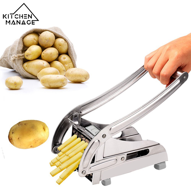 Manual French Fry Potato Cutting Machine