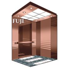 Elegant & anmutig Braun Passagier Aufzug / Lift