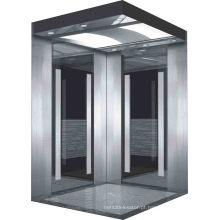 Elevador pequeno da sala da máquina com capacidade 1000kg