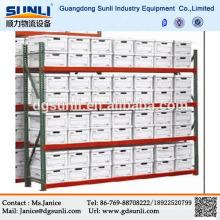 Dongguan Supplier Medium Duty Lagerung Stahl Cargo Rack
