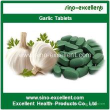 Чесночные таблетки высокого качества для тела