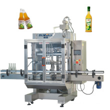 Factory price automatic mayonnaise vinegar fruit ketchup jam filling capping machine