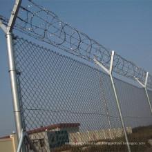 Com Clip Razor Barbed Wire / Concertina Razor Wire Price