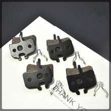 Plaquette de frein à disque pour vélo de montagne Pour les plaquettes de freins chinois HFX-Mag Série HFX-9 de HAYES