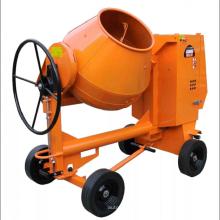 Mezclador de concreto portátil diesel pequeño para la venta