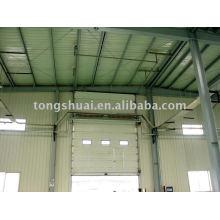 vertical porta industrial
