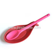 New Design Silicone Spoon Holder For Cooking