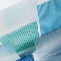 Feuille de toiture de lucarne de feuille de Multiwall de feuille de polycarbonate