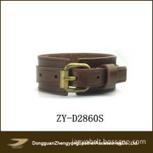 2013 Popular Men Leather Bracelet (ZY-D2860S)