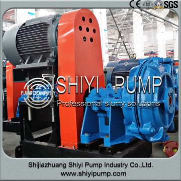 Abrasion Resistant Processing Mineral Coal Slurry Pump