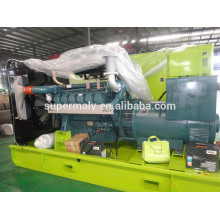 87kVA Doosan Daewoo diesel generator with good price