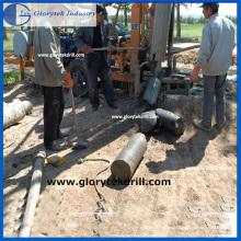 Foreuse utilisée pour les puits