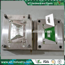 Super-Qualität hohe Präzision Kunststoff-Schlauch-Form Spritzguss-Teile Custom Injektion Kunststoff-Schimmel