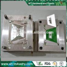 Высококачественная высокоточная пластиковая трубка для литья под давлением Литьевые детали Изготовленная на заказ пластиковая пресс-форма для литья под давлением
