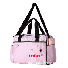 Wholesale Tote Messenger Adult Mummy Baby Diaper Nappy Bags