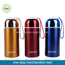 300ml 201 Stainless Steel Insulated Flask and Thermos