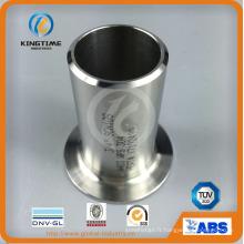 Embout en acier inoxydable Wp304 / 304L Butt Weld Fitting (KT0236)