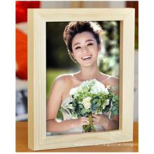 """Marco de la foto de la madera 7 """", marco promocional de la pared de la foto A3"""