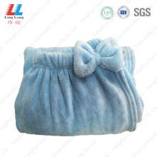Bowknot Mikrofaser Bad Körper Handtuch