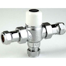 J5316 Solarwarmwasserbereiter Teiltemperaturmischventil, Mischen von heißem Wasser und kaltem Wasser