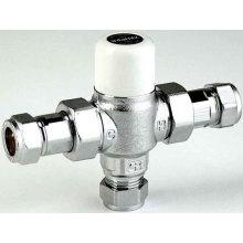 J5316 Válvula mezcladora de temperatura de la parte del calentador de agua solar, mezcla de agua caliente y agua fría