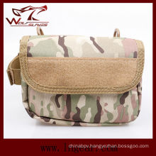 Nylon Outdoor Sports Military Tactical Shoulder Saddle Bag of Bicycle Bag
