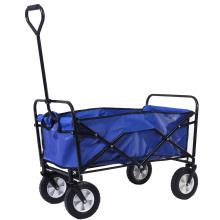 Home Folding Wagon mit wasserabweisendem Liner