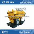 China Brand 1250kVA/1000kW Gas Generator