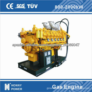 Honny Natural Gas Generator Water Cooled