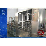 5 Gallon Water Filling Machine , Liquid Filling Production Line