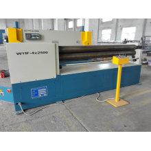 W11f-3X2500 Máquina de laminação e dobra mecânica tipo assimétrica
