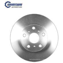 Chine auto barke disque de frein de pièce 4351232020 voiture disque de frein