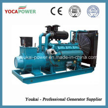 280kw/350kVA Diesel Engine Electric Generator Power Generation