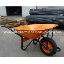 Wb6400 Outils de construction d'immeubles et d'équipement brouette robuste à vendre