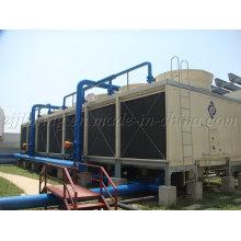 Стояк Водяного Охлаждения Квадрата ИТК Сертифицированный Водонапорная Башня Енз-2800