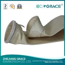 Filter Fabric Polyester Filter Bag for Industrial Bag Filter