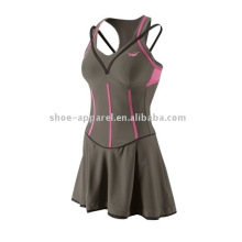 Wholesale vestido de tenis de la mecha de sudor con pantalones fabricante